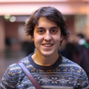 Antoine, 22 ans, L2 en Sciences politiques