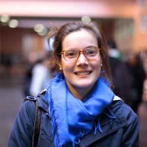Bérénice, 22 ans, M2 en Droit
