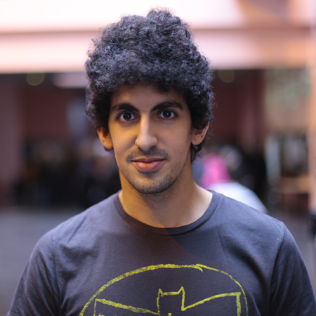 Ibrahim, 23 ans, licence en LEA, master en Géopolitique et LLCE en arabe