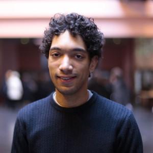 Nicolas, 23 ans, L1 en Anglais et M1 en Médias internationaux